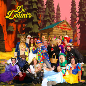 CD-Café 'T Happy End- De Dorini's